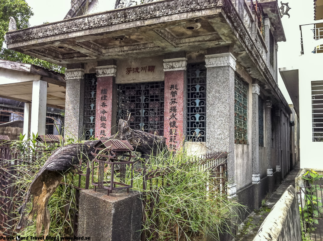 Chinese Cemetery, Deserted Grave, Manila, Philippines © Patrik Lord Travel Blog