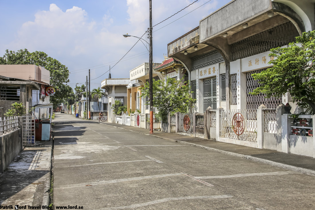 Chinese Cemetery, Street Picture 2, Manila, Philippines © Patrik Lord Travel Blog