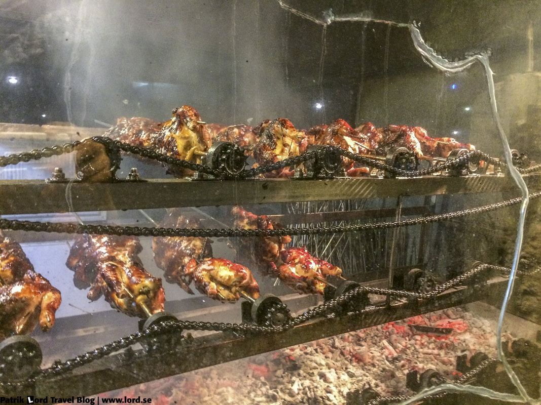 Lechon Manok, roasted or grilled chicken in the Philippines © Patrik Lord Travel Blog