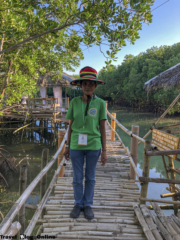Oboob Mangrove Garden, The Guide, Bantayan Island, Philippines, © travelblogonline.com