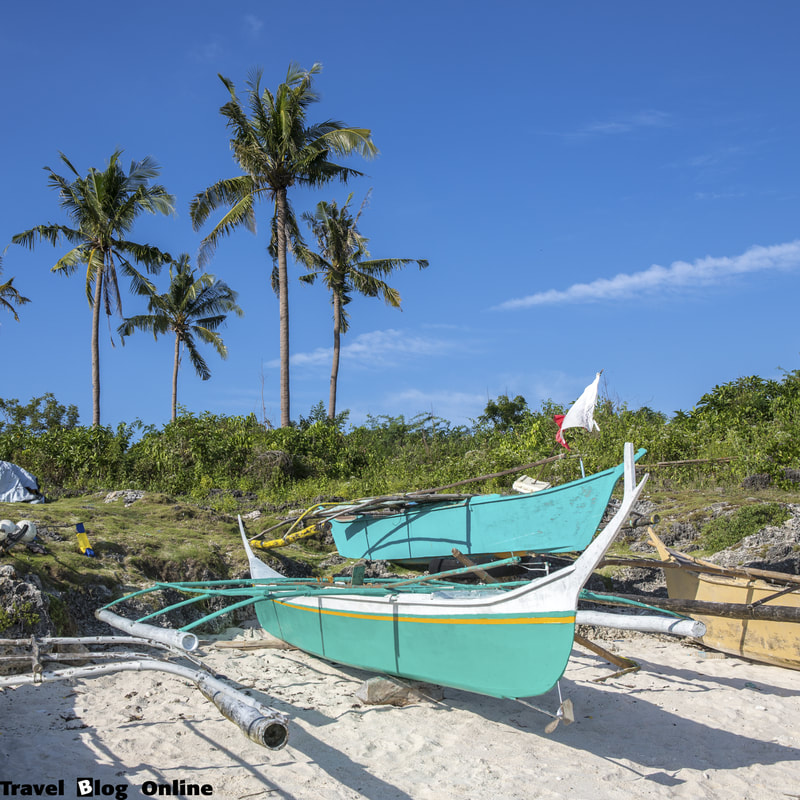 Paradise Beach, Bantayan Philippines © Travel Blog Online