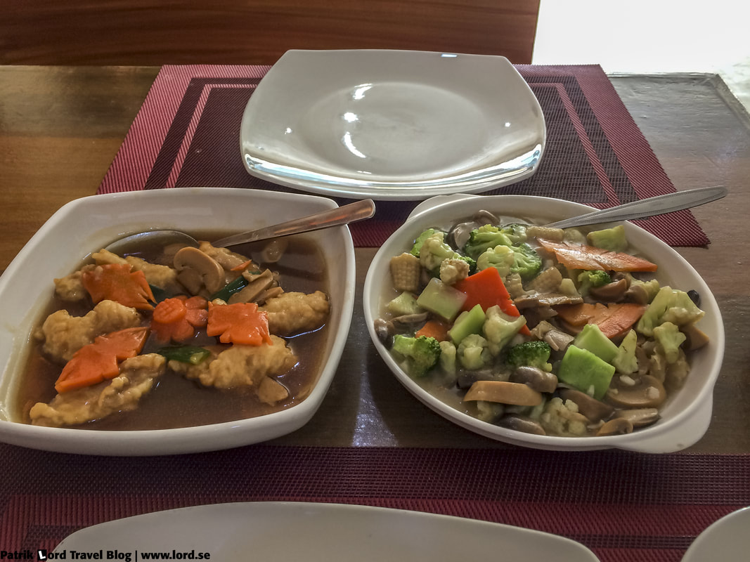 Review of JJ's Dimsum and Restaurant, Food, Bohol Philippines © Patrik Lord Travel Blog