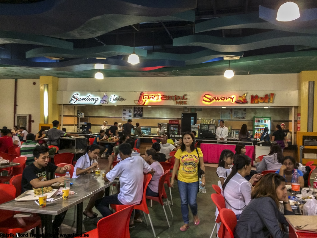 Review of the foodcourt in Island City Mall, Interior, Tagbilaran, Bohol, Philippines © Patrik Lord Travel Blog