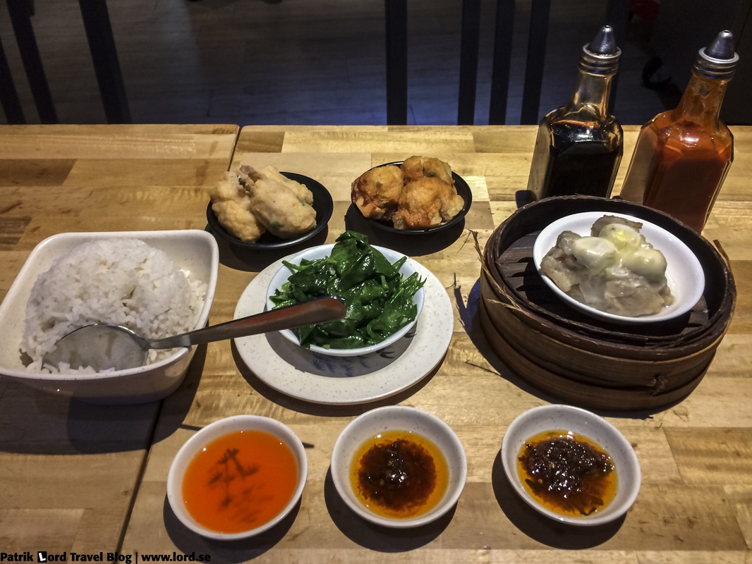 Where to eat in Cebu? Review of Harbour City Restaurant, food, Cebu Ayala Mall, Philippines © Patrik Lord Travel Blog