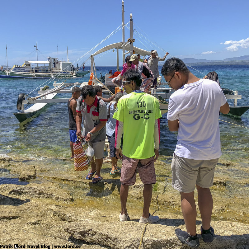 Going home, Apo Island, Philippines © Patrik Lord Travel Blog