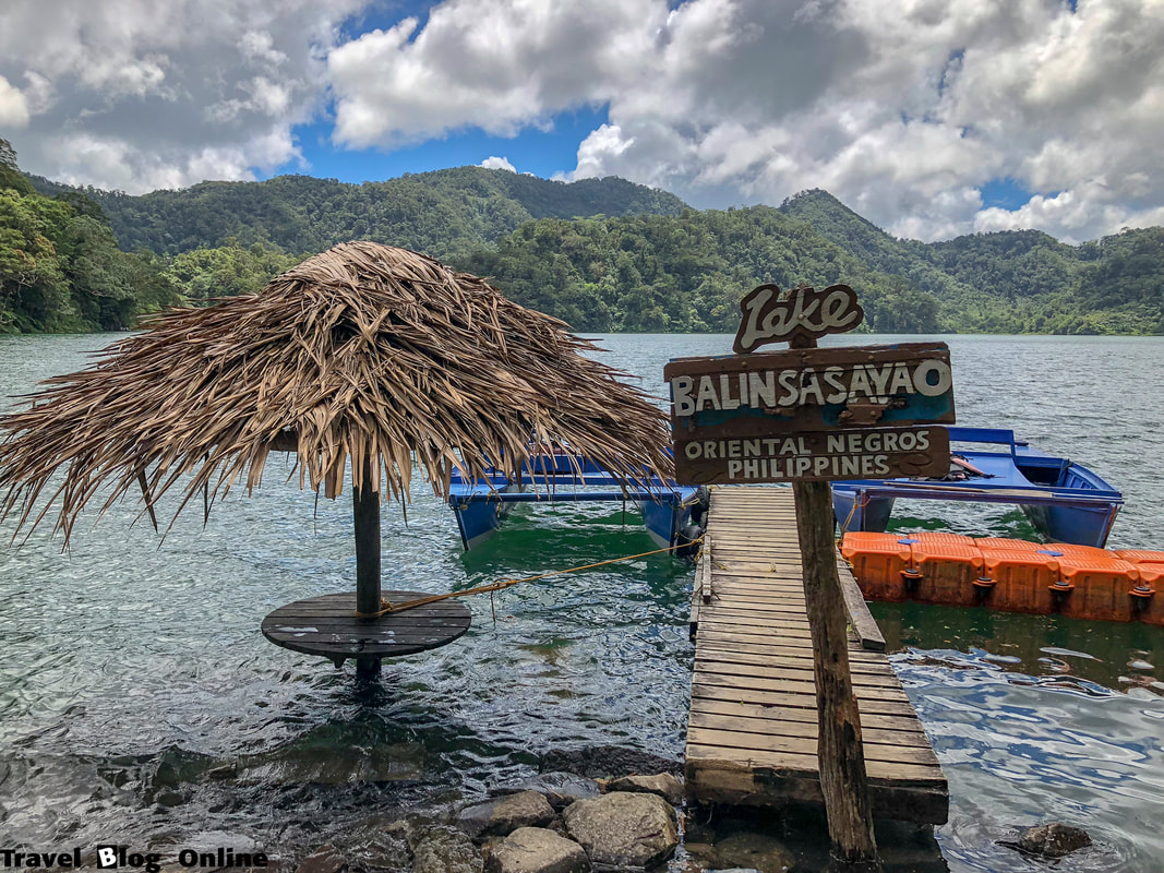 Balinsasayao Twin Lakes, Dumaguete, Negros Oriental, Philippines © travelblogonline.com