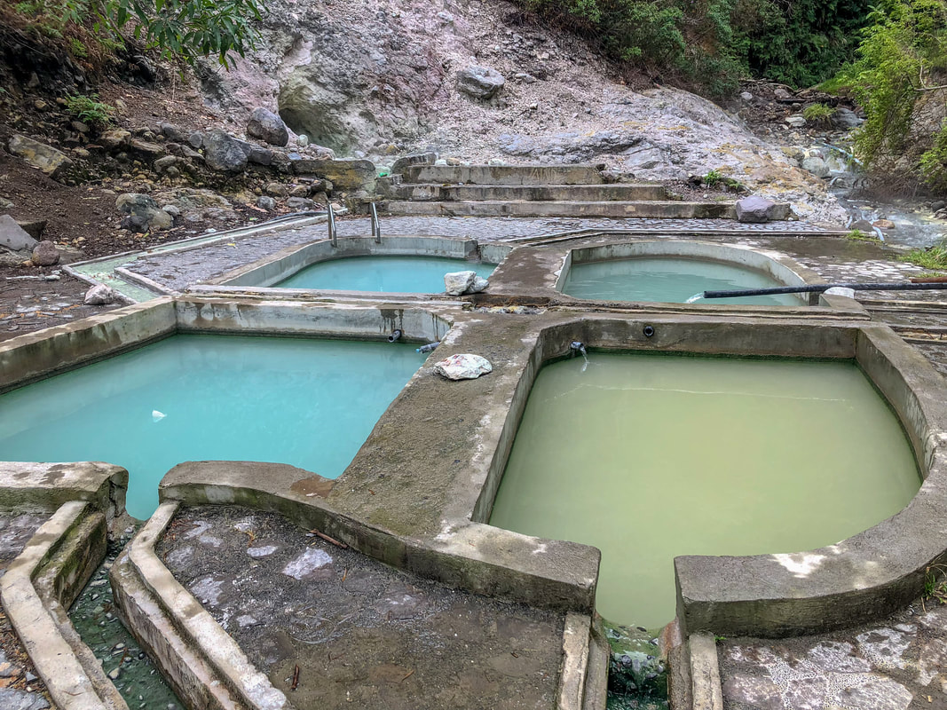 Baslay Hot Spring, Pools, Dauin, Negros, Philippines © Patrik Lord Travel Blog