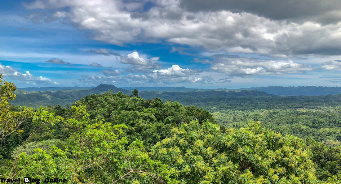 Corella, Bohol, Hiking, Amazing view, Philippines, © travelblogonline.com