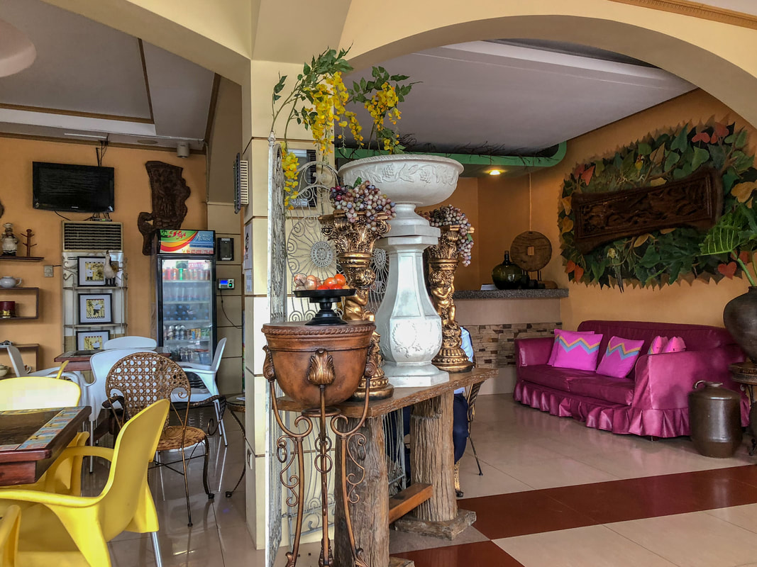 GK Coffee Shop, The Lobby, Dumaguete, Philippines © Patrik Lord Travel Blog