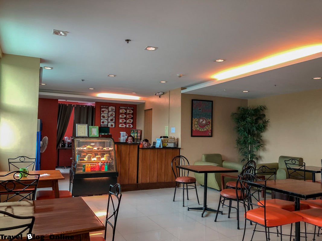 Go Hotels, Coffee shop, Dumaguete, Philippines © travelblogonline.com