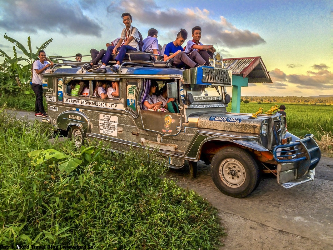 Jeepney Philippines © Patrik Lord Travel Blog