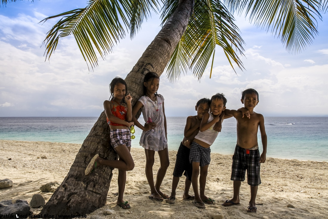 Kids of Philippines, Talikud Island, Mindanao Philippines © Patrik Lord Travel Blog