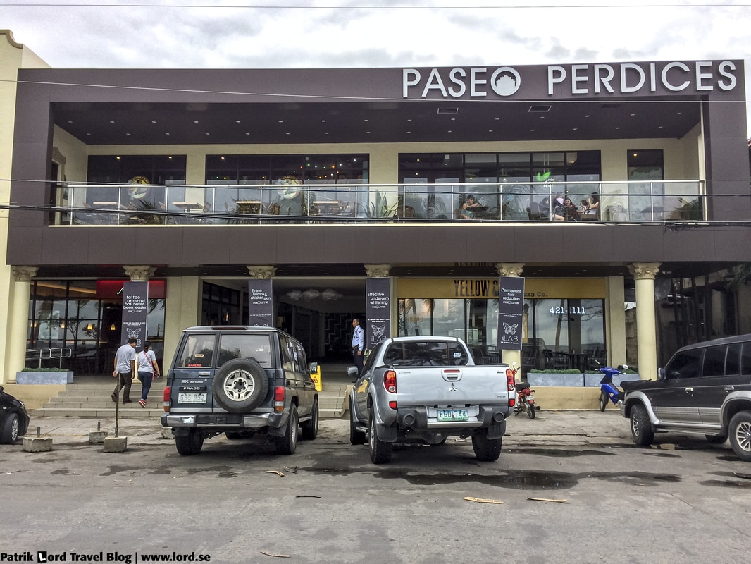 Review of Gabby's Bistro, Paseo Perdices, Where to eat in Dumaguete, Negros Oriental, Philippines © Patrik Lord Travel Blog
