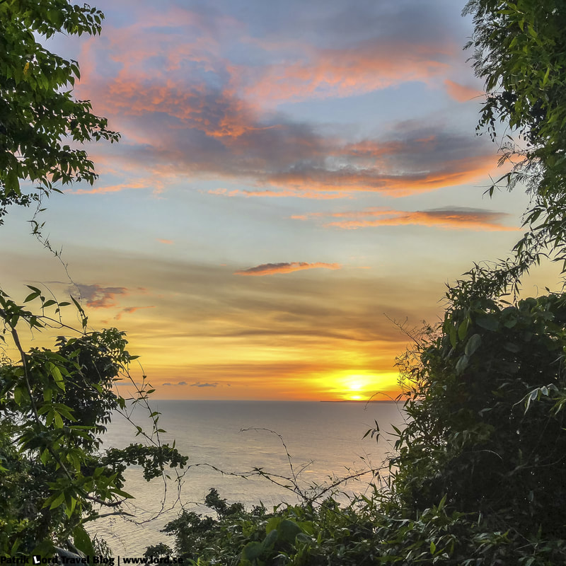 Sunset, Apo Island, Philippines © Patrik Lord Travel Blog